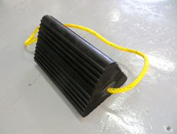 Step Rubber Wheel Chock