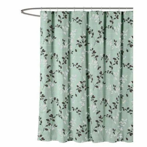 Polyester Printed Designer Shower, Designer Shower Curtains