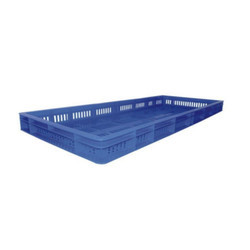 Plastic Ribbon Fish Crate