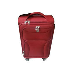 eae8846fa Beige Pu 28 Inch Trolley Suitcase, Rs 1650 /piece, Luggage Point ...