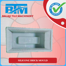 Silicone Brick Mould