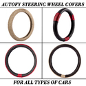 Autofy Car Steering Cover For All Cars