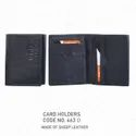 Leatherite Mobile & Card Holder