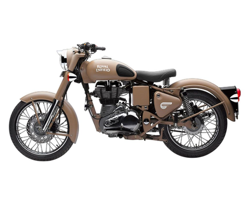 Royal Enfield Desert Storm 500 View Specifications Details Of