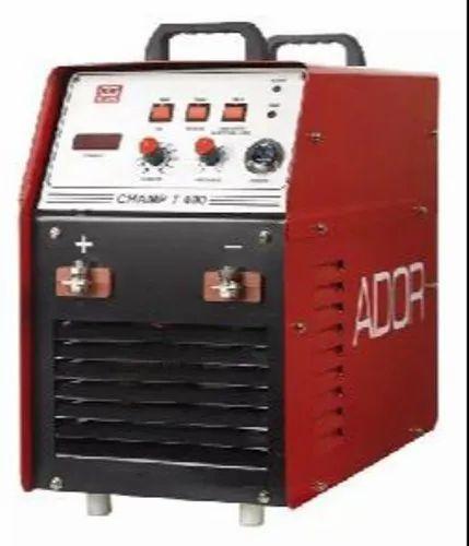 Three Phase CHAMP T-400 Ador Welding Machine