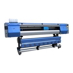 ECO Solvent Inkjet Machine