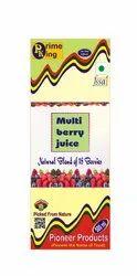 Multi Berry Juice