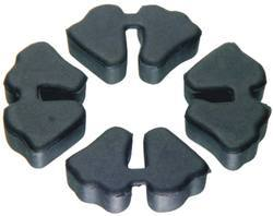 Two Wheeler Rubber Coupling