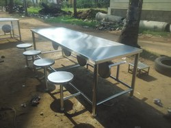 Dining Table (8 Seater Cap Or 6 4 )