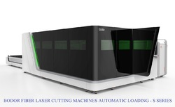 Bodor Fiber Laser Metal Cutting Machines - S Series