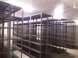 Slotted Iron Rack