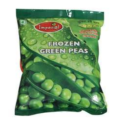 Frozen Peas Packing Plastic Pouch