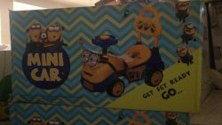Mini Car Toy