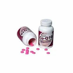 Xena CO-Enzyme -Q10, Packaging Type: Bottle, Packaging Size: 60 Capsules