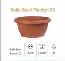 Bello Bowl Planter-30 Planters Pot