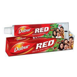 Paste 12 Months Dabur Toothpaste, Packaging Size: 100 G, Herbal: Yes