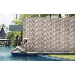 Matt Square Ceramic Front Wall Tiles, Thickness: 7 mm, Avaialble Size: 300 X 400 Mm