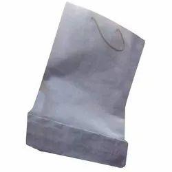 Handmade Paper Bag, Loop, Capacity: 4 Kg