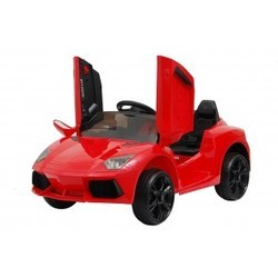 Pa Toys Baby Lamborghini Style Electric Car Bbh,1188 For Kids , Red