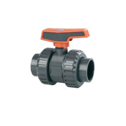 15 Dn To 50 Dn Medium Pressure PVC-UPVC-CPVC Ball Valve, Size: 15 Nb To 50 Nb