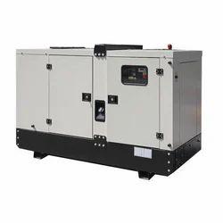 Silent Diesel Generator Rental Service