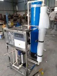 Semi Automatic UV Water Treatment Plants
