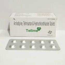 Amlodipine, Telmisartan & Hydrochlorothiazide Tablets