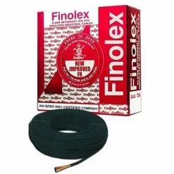 Finolex PVC FR Electrical Wires, Insulation Thickness: 1 Mm, 230-240 V