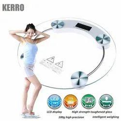 Kerro Digital Personal Adult Weighing Scale, Maximum Capacity: 180 Kg