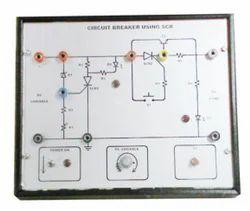 SCR D.C. Circuit Breaker Trainer Kit