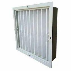 Galvanized  Iron Air Fine Filters