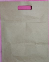 D Cut Garment Paper Bags/ Shopping Bag