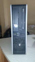 HP DC6200 Old Branded Desktop, Memory Size (RAM): 2GB