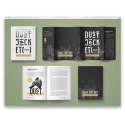 Book Cover Designing And Printing Services
