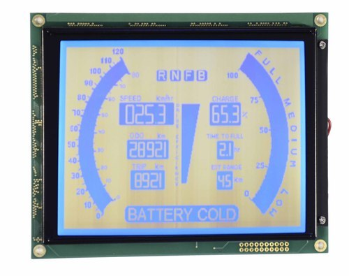 Graphic LCD Display - Touch Screen Display Wholesale Trader from Mumbai