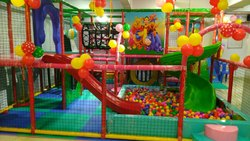 Indoor Kids Soft Play