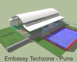 Sports Infrastructure Design Service