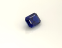 GRS Certified Natural Vivid Royal Blue Sapphire Stone Faceted Octagon Cut Rare Gemstone
