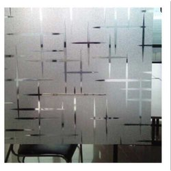 3M Frosted Glass Film, Thickness: 2 To 10mm, Packaging Size: 4-5 Feet