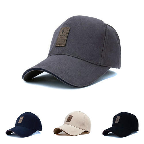 1fd96bfb641 Caps   Hats - Shut Up   Fish Embroidered Slogan Baseball Cap Manufacturer  from Chandigarh
