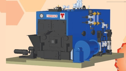 THERMAX STEAM BOILERS - THERMAX Steam Boiler Coil Type Non IBR ...
