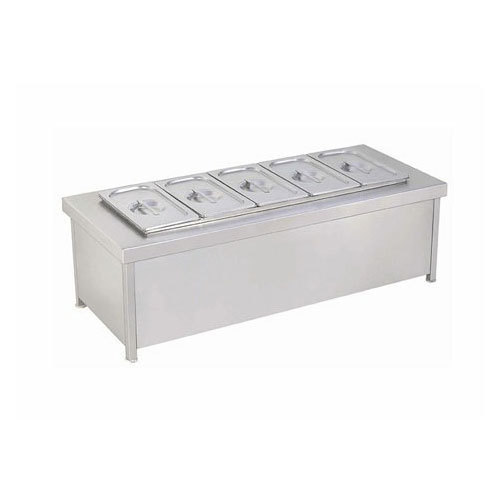 Table Top Bain Marie, For Food Serving