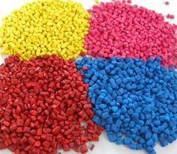 PP Colored Plastic Granules