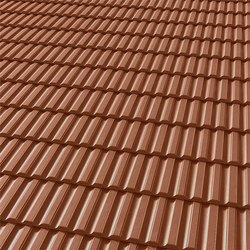Technica 10 Red Roof Tiles