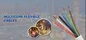 1.5 Sq.mm. X 3core - Sanflex Multicore Flexible Round Cables, Packaging Type: Coil