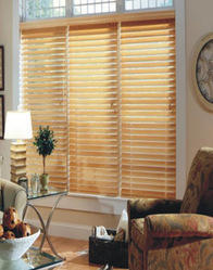 Wooden Blinds, Size: 35/50 mm