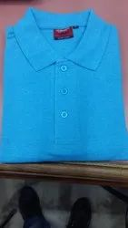 Non Branded PC Mens Poko neck T Shirt, Size: Large