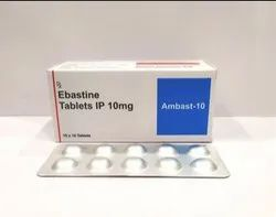 Ebastine 10 mg Tablets