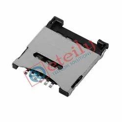 Micro Sim Card 6P H 1.5 mm