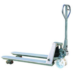 Stainless Steel Hydraulic Hand Pallet Truck